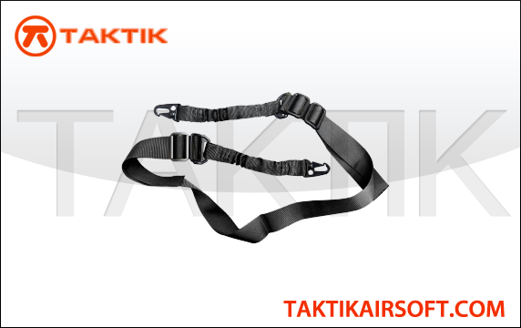 Taktikal two point bungee sling black
