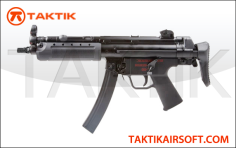 Umarex MP5 A5 Metal Black