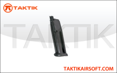 KWC Tanfoglio CO2 Magazine Metal Black