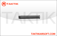 RA-Tech WE SCAR Outer Barrel Extension metal black