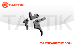 RA-Tech WE SCAR Steel Trigger Set metal
