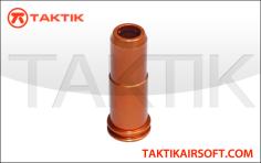 Taktikal SR25 AR10 performance nozzle aluminum