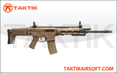 WE Tech MSK ACR Masada Taktikal edition Metal Tan