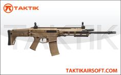 WE Tech MSK ACR Masada Taktikal edition Metal Tan