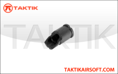 CYMA AKM Angled Flash Hider Metal Black