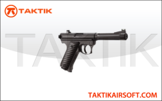 KJW MK2 CO2 Pistol Metal Black