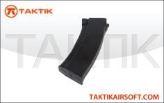 CYMA AK74 150rd Mid Cap Mag Plastic Black