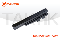 CYMA AK74 Rail Gas Block Metal Black