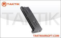 WE Tech M9 Gas Mag Metal Black