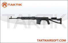 CYMA SVD-S Dragunov Sniper Metal ABS black