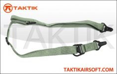 Taktikal-Convertible-one-to-two-Point-Sling-green