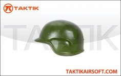 UK Arms PASGT Reproduction Helmet Plastic Green