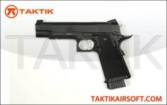 KJW KP-0506 Hi-Capa CO2 Metal Black