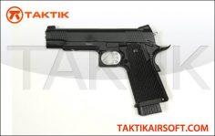 KJW KP-0506 Hi-Capa CO2 Metal Black