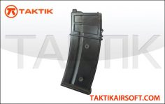 WE Tech G36 30 round GBB Mag Black