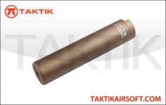 gg-reproduction-silencer-tracer-190-mm-smooth-aluminium-tan