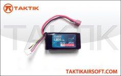 1200mAh LiPO 11.1V 20C peq micro