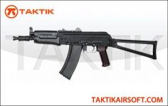 KWA AKG-­74SU GBBR Gas Blow Back metal black