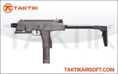 KWA KMP9R MP9 NS2 Gas Sub Machine Gun Ranger Grey