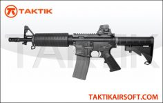 KWA LM4C PTR GBBR Gas Blow Back metal black