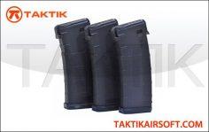 KWA M4 ERG 30-60 rounds magazine Mag Boxset Polymer black
