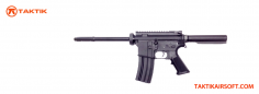 WE TECH m4 cqb base metal black gun builder