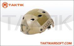 Lancer Tactical FAST Helmet PJ Type Large Tan