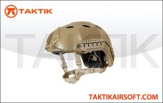 Lancer Tactical FAST Helmet PJ Type Medium Dark Earth