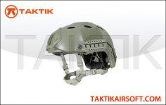 Lancer Tactical FAST Helmet PJ Type Medium Green