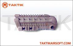 M4S1 Modular Handguard Plastic Tan