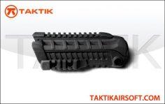 M4S1 Modular Handguard Plastic black