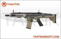ICS CXP-APE ACR CQB Metal Black and Tan