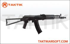 LCT AK 105 Polymer Steel Black