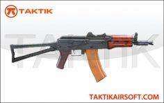 LCT AKS 74U Wood Steel Black