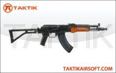 LCT G-04 AK Wood Steel Black
