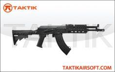 LCT TX-M Tactical AK 104 Steel Black