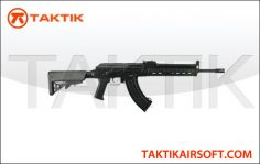 LCT TX-MIG Tactical AK 47 Steel Black