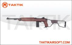 King Arms M1A1 Para CO2 wood metal black