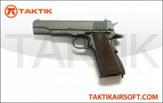 KWC Colt 1911A1 CO2 Metal Black