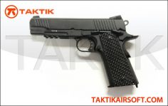 KWC Colt 1911A1 Tactical CO2 Metal Black