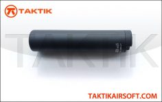 gg-reproduction-silencer-tracer-190-mm-smooth-aluminium-black