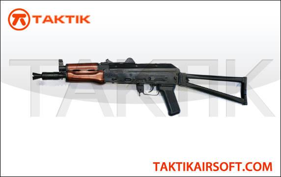 GHK-GK-AKS-74U-gbbr - 금속 - 블랙