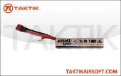 Airsoft Logic 11.1V 1100mAh Stick Lipo