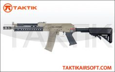 CYMA AK Beta 2 Project Style Metal Black Tan