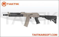 CYMA AK Beta 2 Project Style Polymere Black Tan