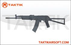 CYMA AK74 AK Rail Gas block Metal Plastic Black