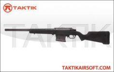 Ares Amoeba Striker S1 Sniper Rifle Black