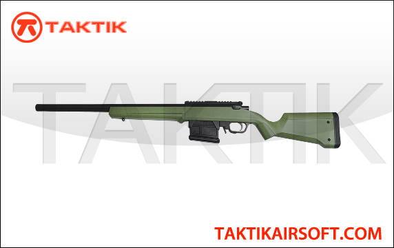 Ares Amoeba Striker S1 Sniper Rifle green