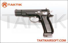 KJW KP-09 CZ-75 CO2 Metal Black