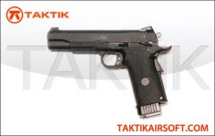 KJW KP-11 Hi-Capa CO2 Metal Black